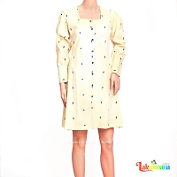 Ladies OffCream Dress