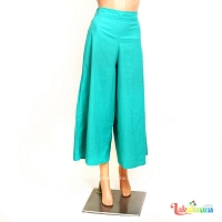 Ladies Trouser Off Green