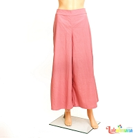 Ladies Trouser Off Purple