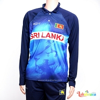 Men Casual Cricket T-Shirt long/H