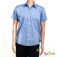 Men Casual Shirt Short/H