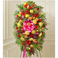 Funeral Wreath -06