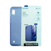 SAMSUNG GALAXY A10 Back Cover & Tempered Glass
