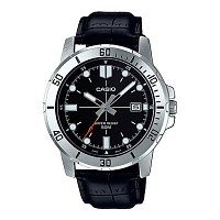 Casio Enticer Analog Black Dial Men's Watch -  A1371