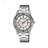 Casio A806 Enticer Ladies Watch