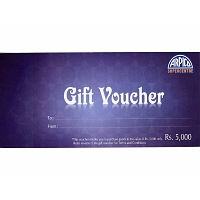 Arpico Gift Voucher Rs.5000/=
