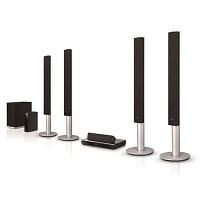 LG Home Theater System- BH9540