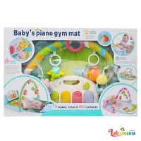 Baby's Piano Bed-Mat