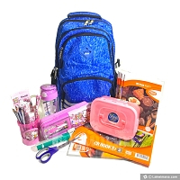 School Essentials Kit For Girls
