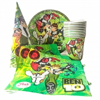 Birthday party items for Boys