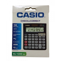Casio Check & Correct Calculator
