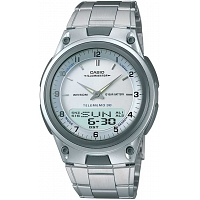 Casio Youth Series -AD62- Analog-Digital Watch