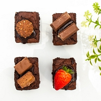 Choco Brownies 4 pcs Pack