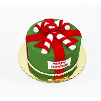 Christmas Surprise Cake - 1Kg