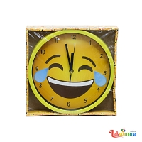 Ha Ha Reaction Wall Clock
