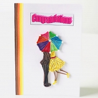 HandMade Congratulation Card 01
