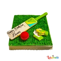 Cricket Life Birthday Cake