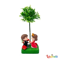 Cute Couples Figurines Fairy Garden Ornament