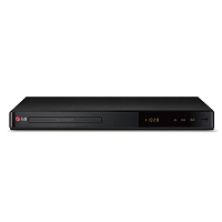 LG DVD Player- DP542