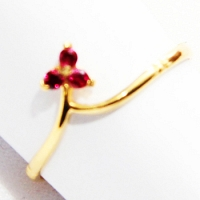 DR-2237-22k Gold Ring