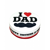 I Love My Dad Cake 1.5kg