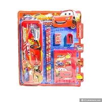 Disney Cars Stationery Gift Set
