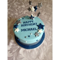 Dream Star Birthday Cake