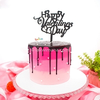 Dreamed Love 1kg Cake