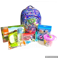 Elementary School Essentials Bundle for Boys