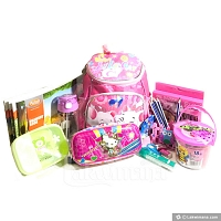 Elementary School Essentials Bundle for Cute Girl