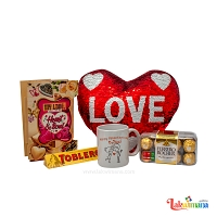 Exclusive Romantic Valentine Hamper
