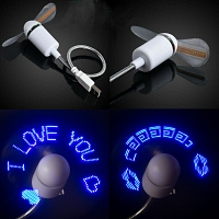 Personalized USB Fan