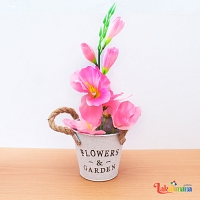 For You Girl Flower Basket