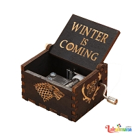 Game of Thrones Music Box - Black