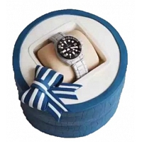 Gentlemen Watch Cake - 2Kg