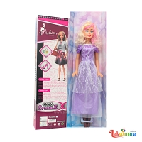 Girl Sparcle Fashion Doll
