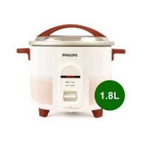 Philips -1.8 Litre Rice Cooker HL1663