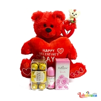 Happy Valentine My Darling Gift Set