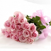 I Love You My Angel Roses pink