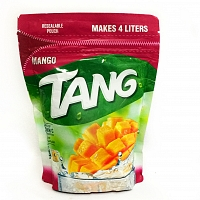 Tank Mango Flavored Drink Mix -500g