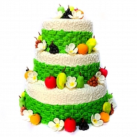 Three Layers Cake-4 Kg