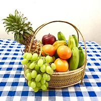 Fresh Fruits Gift Basket