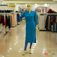 Ladies Blue Long Dress