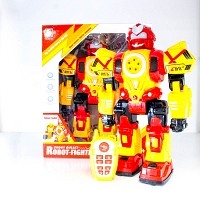 Remote Control Super Fighting Robot