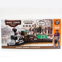West Train, Railway Toy