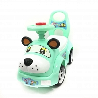 Bear Baby Pusher Car