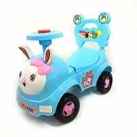 Kitty Baby Pusher car