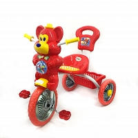 Red Bear Tricycle