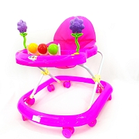 Flower Ball Baby Walker