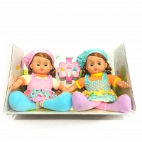 Twin Girl Doll